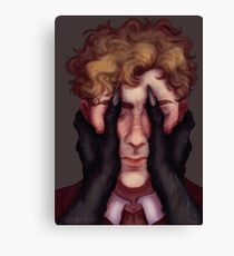 Madness Within Canvas Print