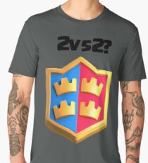 Clash Royale 2vs2 Theme Men's Premium T-Shirt