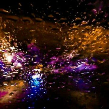 Rainy night by themonastery