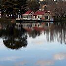 Boathouse by Jodi Webb