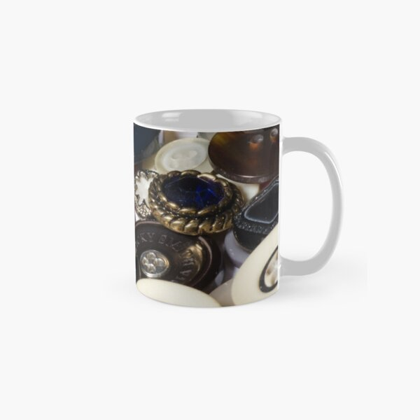 Buttons Classic Mug