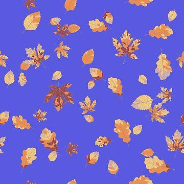 Autumn skies by Umi-ko