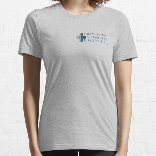Grey+Sloan Memorial Hospital Essential T-Shirt