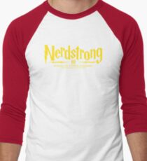 Nerdstrong - House Colors Gold and Black T-Shirt