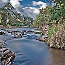 Yarra River at Warrandyte by FuriousEnnui