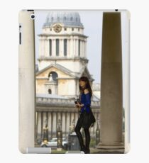 at Greenwich iPad Case/Skin