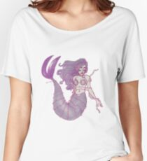 shades of violet  Women's Relaxed Fit T-Shirt