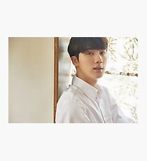 Jin - Love Yourself Photographic Print