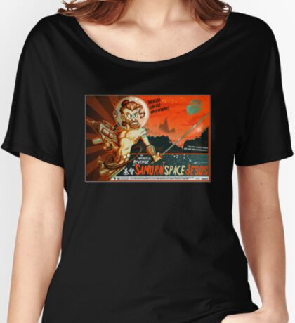 Samurai Space Jesus Women's Relaxed Fit T-Shirt