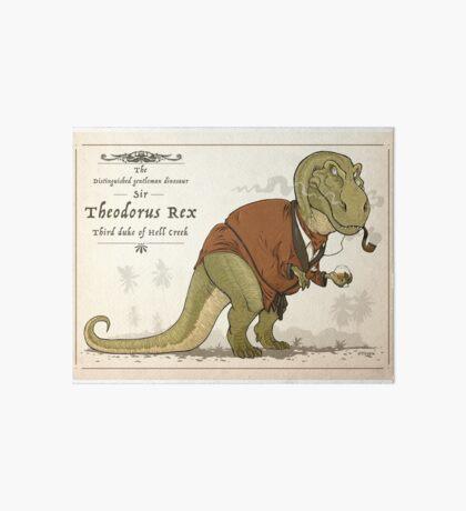 Gentleman Rex Art Board