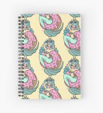 Doughnut come for me. Spiral Notebook
