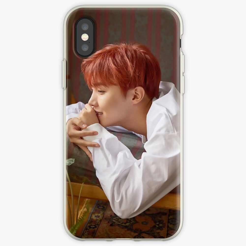J-hope - Love Yourself iPhone Case & Cover