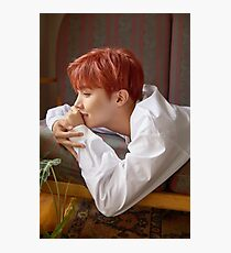 J-hope - Love Yourself Photographic Print
