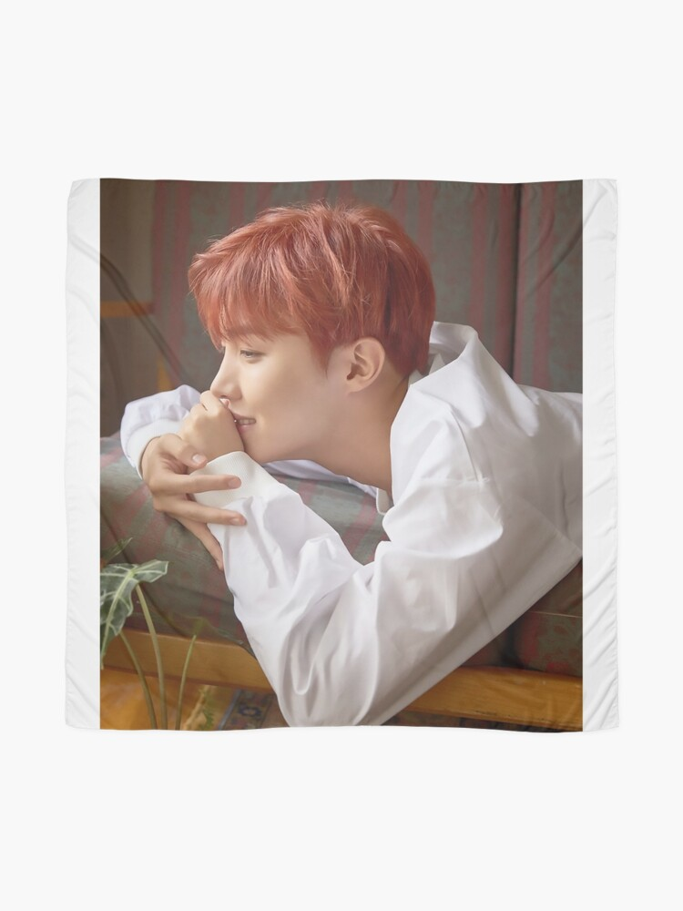 Alternate view of J-hope - Love Yourself Scarf