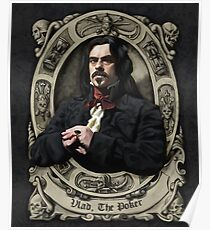 We're vampires, we don't put down towels. Poster
