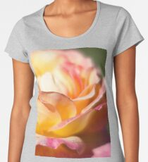 Rest in piece my friend - All Proceeds to Canadian Breast Cancer Foundation - Peace Roses Women's Premium T-Shirt