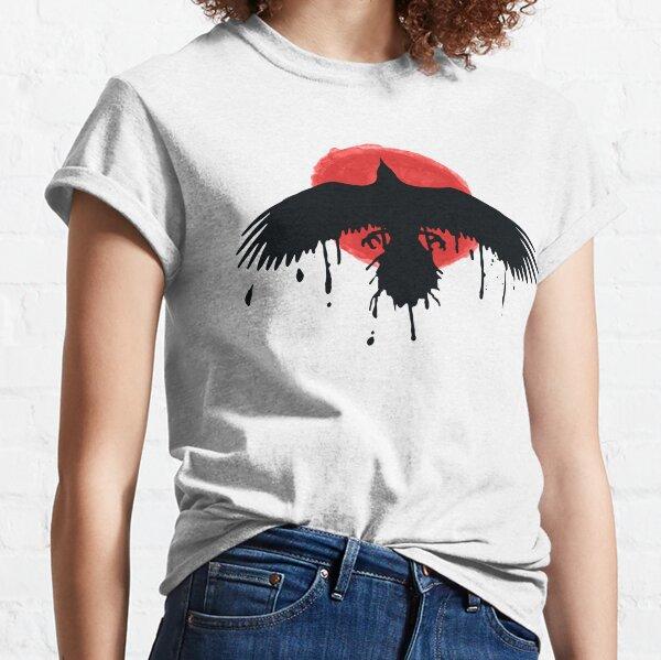 Chloe Price Black / Red Raven - La vie est étrange avant la tempête T-shirt classique