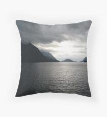 Doubtful Sound Throw Pillow