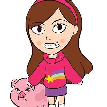 Mabel Pines de dixieulquiorra