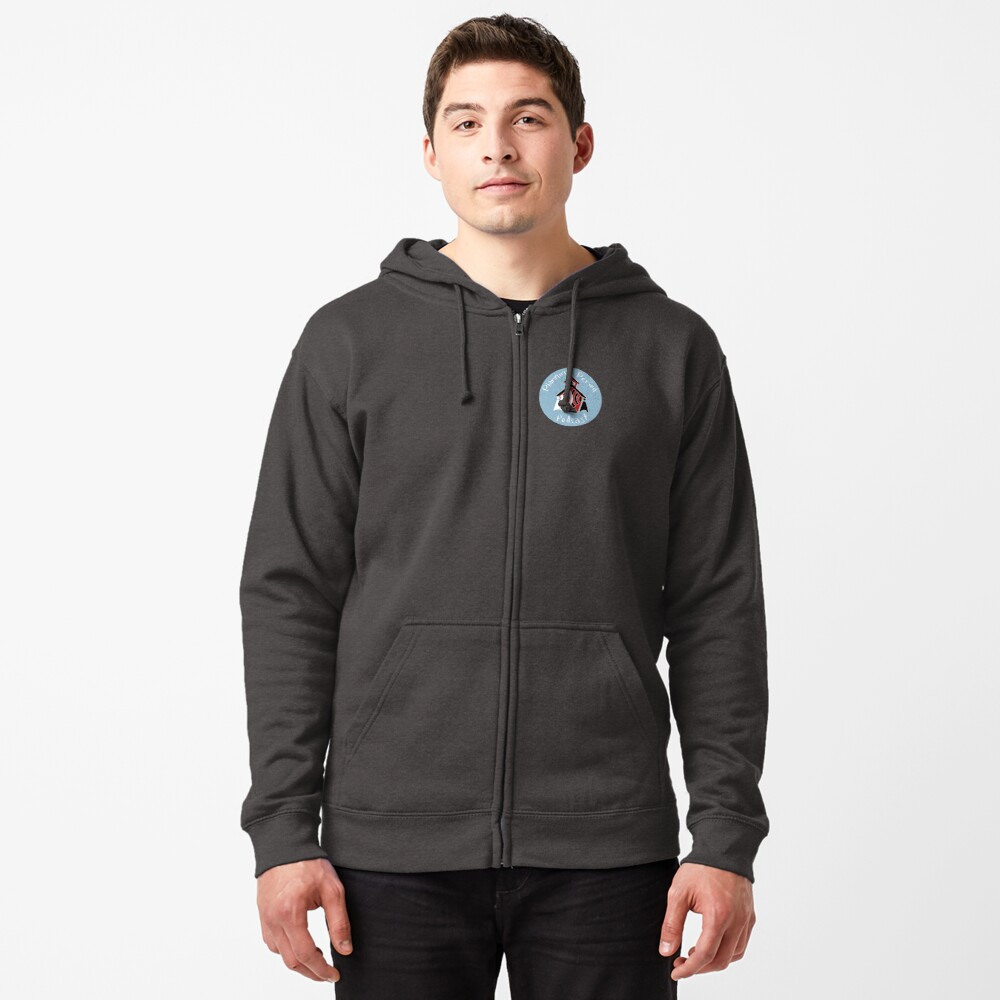Planning Period Podcast Zipped Hoodie