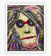 Ozzy Ramone Sticker