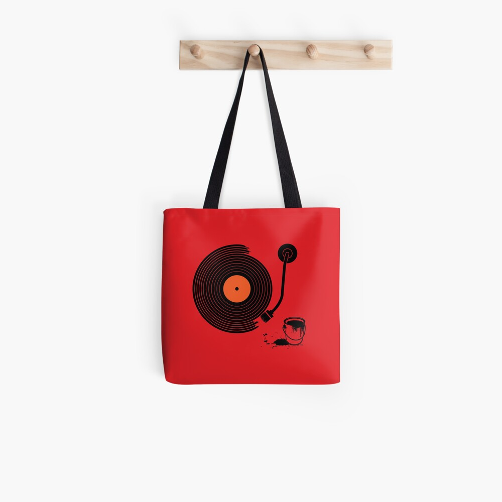 This is why I'm Stripe Tote Bag