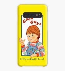 Kinderspiel - gute Kerle - Chucky Hülle & Klebefolie für Samsung Galaxy