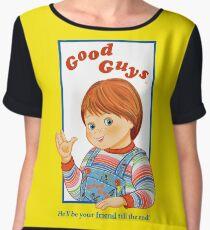 Child's Play - Good Guys - Chucky Chiffon Top