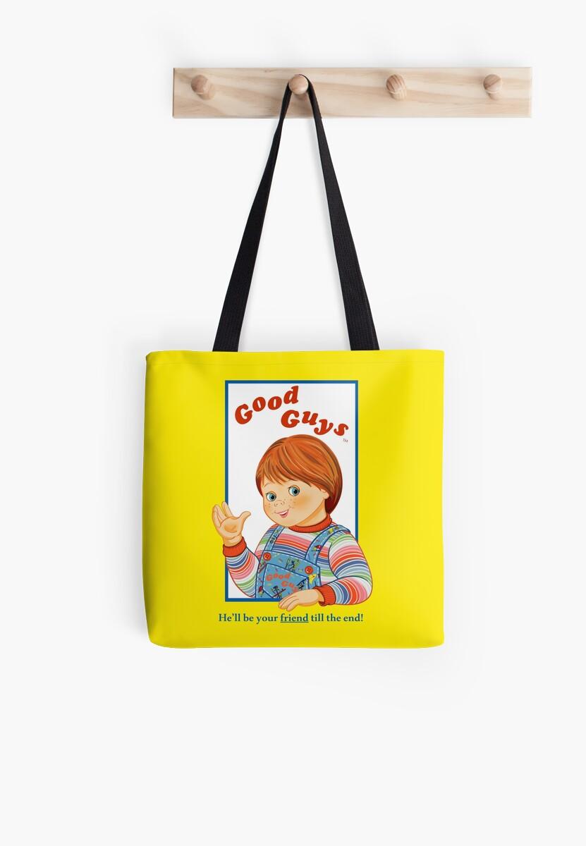 «Juego de niños - Chicos buenos - Chucky» de RG-Love