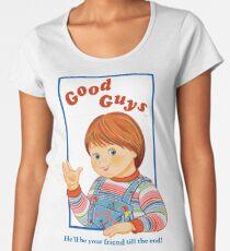 Child's Play - Good Guys - Chucky Women's Premium T-Shirt