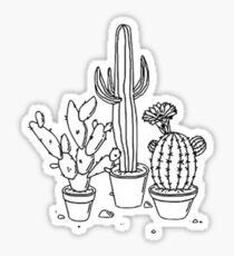 Cactus Tumblr Stickers Redbubble