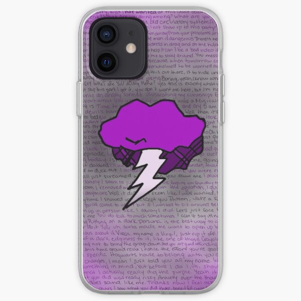 Virgil Sanders iPhone Soft Case
