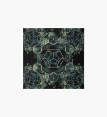 Sacred Geometry for your daily life Art Board