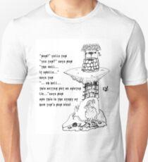 What lay beneath 1 Unisex T-Shirt