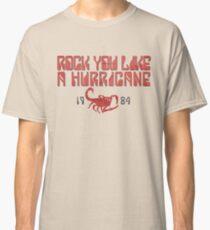 Rock You Like A Hurricane Classic T-Shirt