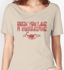 Rock You Like A Hurricane Women's Relaxed Fit T-Shirt