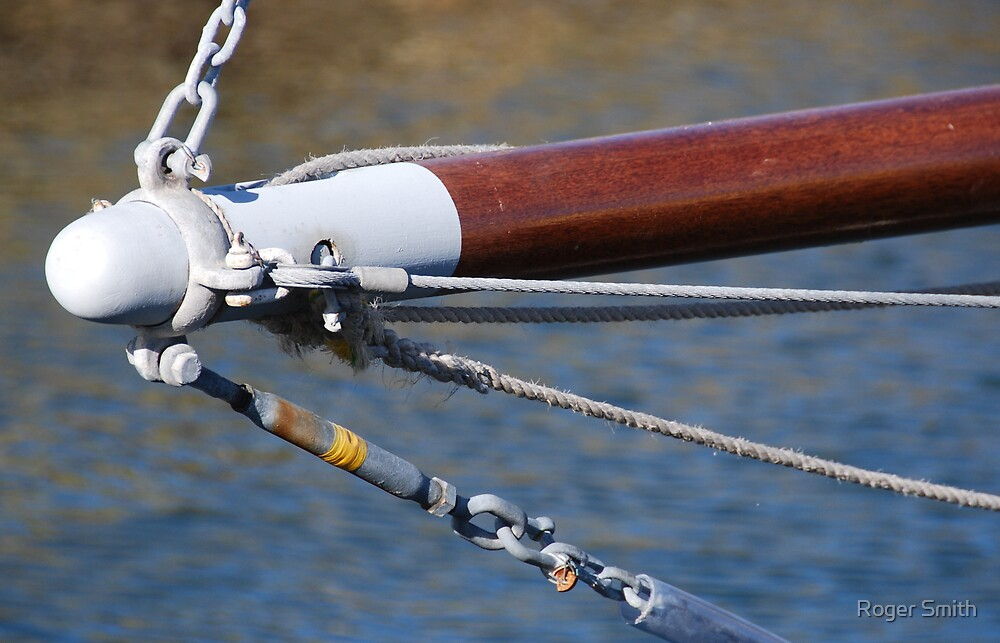 'Bowsprit' by Roger Smith