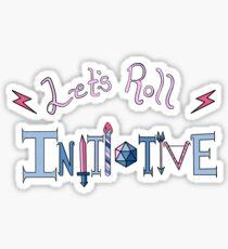 Cotton Candy Initiative Sticker