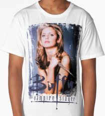 Buffy Blue Long T-Shirt