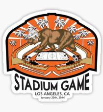 2014 OC Stadium Game T-Shirt Sticker