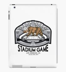 2014 LA Outdoor Game T-Shirt iPad Case/Skin
