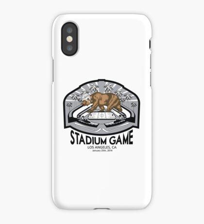2014 LA Outdoor Game T-Shirt iPhone Case/Skin