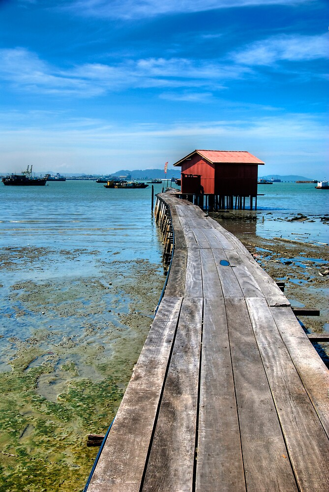 clan jetty  by singlong
