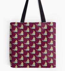 Doodle Cockatiel Tote Bag
