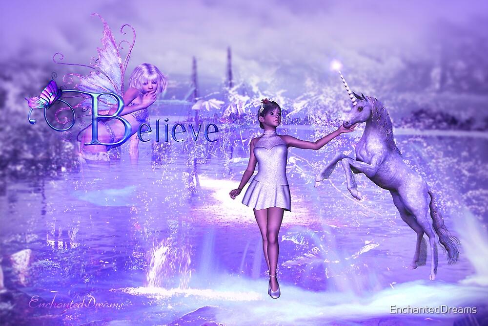 Believe by EnchantedDreams