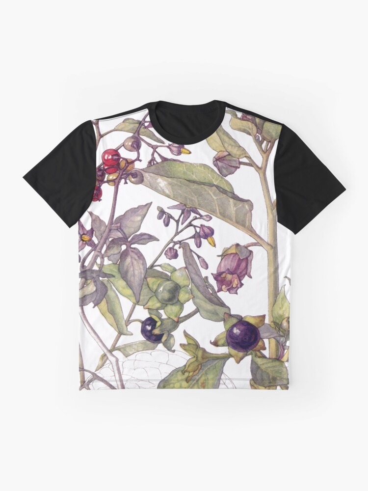 Vista alternativa de Camiseta gráfica Ambrosia IX