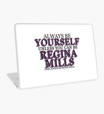 Be Regina Mills Laptop Skin