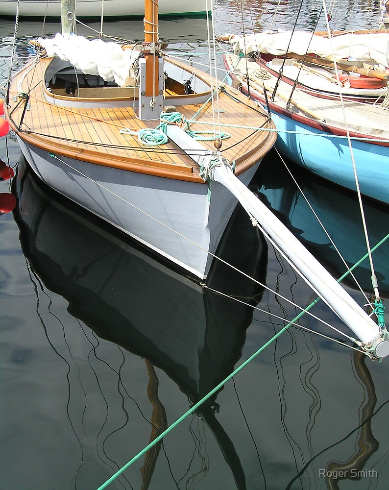 'Couta boat' by Roger Smith