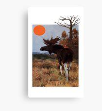The Great Wildlife Canvas Print