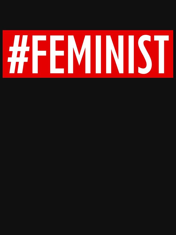 #FEMINIST | Unisex T-Shirt
